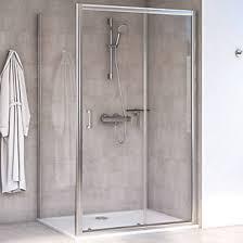 shower cubicles. Aqualux Rectangular Shower Enclosure \u0026 Tray Reversible 1200 X 760 1935mm | Enclosures Screwfix.com Cubicles O
