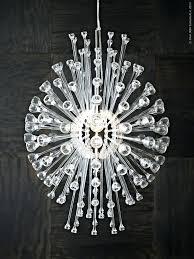 ikea rimfrost chandelier chandeliers chandelier designs home improvement reboot