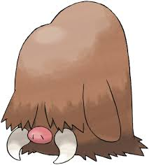 Pokemon Swinub Evolution Chart