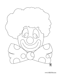 Clown Coloring Page If You Like