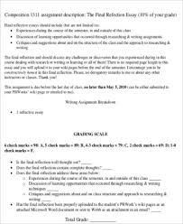 reflection paper example essays essay reflection example lac tremblant nord qc ca