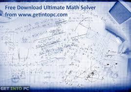 ultimate math solver setup free