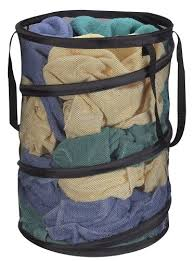 Pop Up Mesh Laundry Hamper 1353289