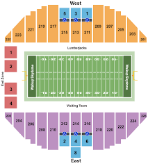 Walkup Skydome Tickets Box Office Seating Chart
