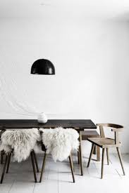 minimalism is the key to elegance interior inspiration in neutral colourinimal design in the dining room
