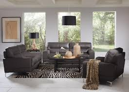 Living Room Decorating With Leather Furniture Sofa Stunning Grey Leather Couches 2017 Design Leather Furniture