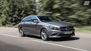 Mercedes-Benz CLA Shooting Brake estate (2015 - ) review | Auto ...