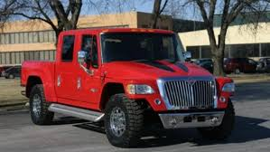 An EXTREME Truck like no other - the International MXT 4x4 Pickup