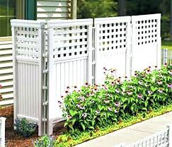Free standing outdoor privacy screens Diy Free Standing Fence For Patio Free Standing Outdoor Privacy Screens Privacy Screens For Garden Large Size Ebevalenciaorg Free Standing Fence For Patio Side View Of Fence Separating Yards