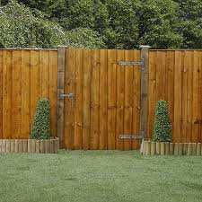image to enlarge 4ft x 3ft waltons feather edge wooden garden gate