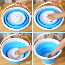 Máy Giặt Đồ Mini Sử Dụng Sóng Siêu Âm chính hãng