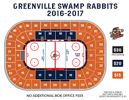 Indy Fuel Seating Chart Greenville Swamp Rabbits Bon Secours Wellness Arena