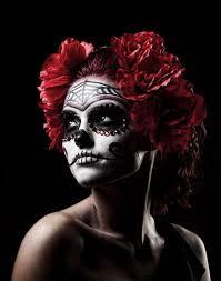 amazing dia de los muertos sugar skull make up art design swan 17 amazing dia de los muertos sugar skull make up art