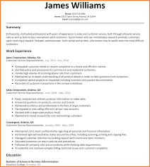 Insurance Customerice Representative Job Description Resume