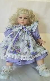 Lloyd Middleton Doll CHERI MCAFOOES ROYAL VIENNA Signed | eBay