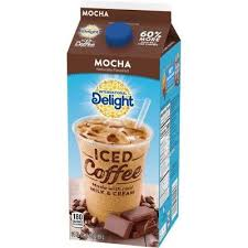 Fill your cart with color today! International Delight Mocha Iced Coffee 64 Fl Oz Iced Coffee International Delights How To Make Ice Coffee