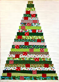 Treats From A Holiday Tree Quilt Â« Moda Bake Shop & Step seven: Sew the tree rows together. Adamdwight.com