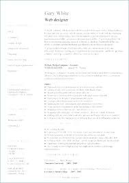 Sample Web Developer Resume Resume Bank