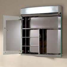 Wood Medicine Cabinet With Mirror Bathroom 36 Recessed Medicine Cabinet Recessed Mirrored