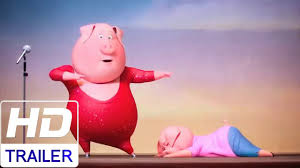 Sing - Quem Canta Seus Males Espanta | Trailer Oficial HD