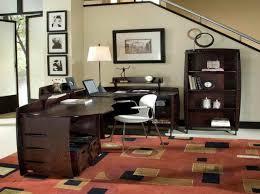 wonderful home office ideas men. Good Wonderful Home Office Decor Furnished With Unique Desk And  Giant Sized Table Lamp On Wonderful Home Office Ideas Men R