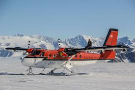 Twin Otter by Adam Ungar - Antarctic Logistics & Expeditions