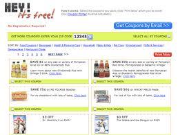 Free Print Coupons Free Printable Coupon Sites