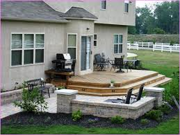 Coolest Deck Patio Ideas Design Which Will Surprise You For Interior Awesome Small Backyard Decks Patios Remodelling