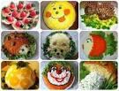 145Салат на детский праздник и рецептами