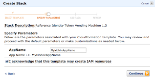 Aws Token Vending Machine Unique Simplifying Token Vending Machine Deployment With AWS CloudFormation