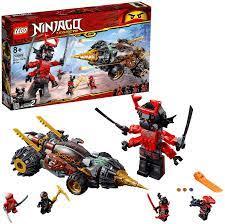 Lego 70669 Ninjago Coles Powerbohrer (Vom Hersteller Nicht mehr verkauft):  Amazon.de: Spielzeug