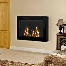 soho bio ethanol wall fireplace 90200