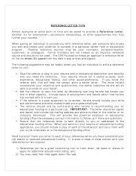 Letter For Job Recommendation