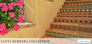 exquisite santa barbara malibu style ceramic tile collection