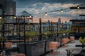 best rooftop bars in dumbo with amazing
