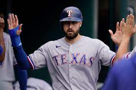 Texas Rangers' Joey Gallo ...