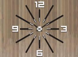 wall clock big clock large wall clock
