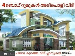 4bhk readymade house plan 2830 sq ft 4