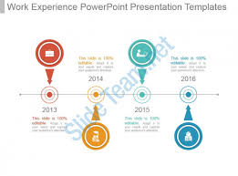 presentations ppt work experience powerpoint presentation templates powerpoint