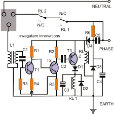 make a simple earth leakage circuit breaker elcb circuit make a simple earth leakage circuit breaker elcb circuit