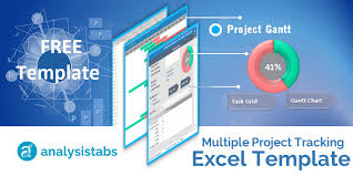 Excel Template For Project Tracking Multiple Project Tracking Template Excel