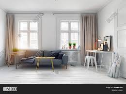 Scandinavian Design Concept Modern Scandinavian Image Photo Free Trial Bigstock
