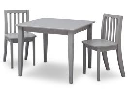next children furniture. Delta Children Grey (026) Next Steps Table And Chairs A2a Furniture