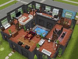 Sims House Design Variation On Stilts House Design I Saw On Pinterest