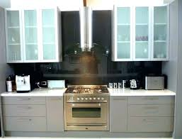 frosted glass kitchen cabinet doors frosted glass kitchen cabinet doors home depot modern overhead door l