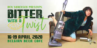 Buy Colette Andersen: Bitter With A Twist | APRIL 16 tickets, VIC 2020 |  Moshtix