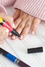 Easy Nail Art (And You Don't Even Need a Steady Hand!) - Made From ...
