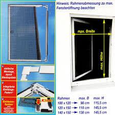Fliegengitter Insektenschutz Fenster Schutzfenster Mücken Alu Rahmen