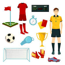Image result for soccer referee clipart
