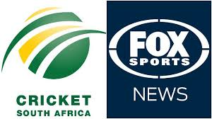 By afp may 22, 2021. Cricket South Africa Sign Four Year Media Rights Deal With Fox Sports Australia The Sports News
